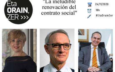 La ineludible renovación del contrato social